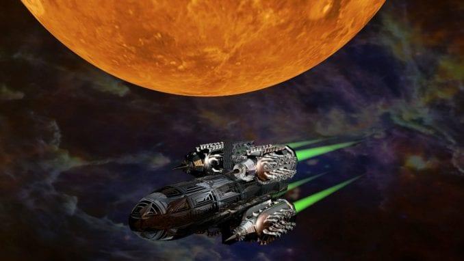 NASA-in svemirski laser koji meri dubinu vode 4