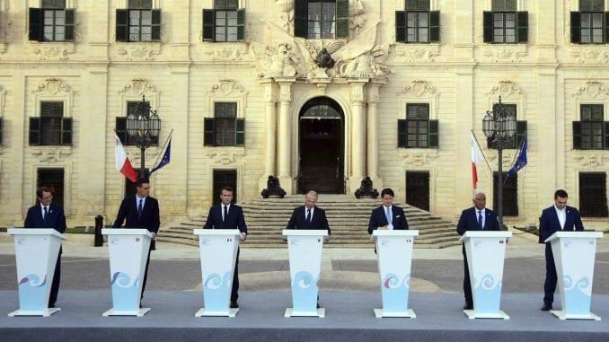 Lideri sedam zemalja južne Evrope ponovo uputili upozorenje Turskoj 2