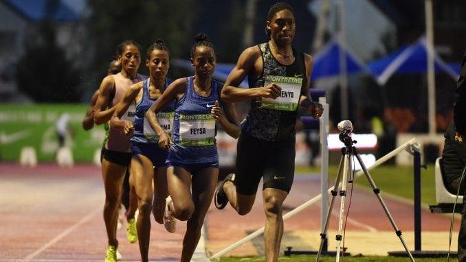IAAF: Kaster Semenja je biološki muškarac 1