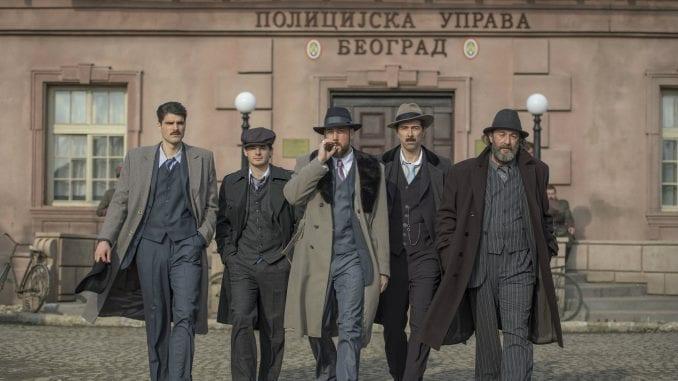 """Producentskim kućama Zlatna Antena za najbolju TV seriju """"Senke nad Balkanom 2"""" 2"""