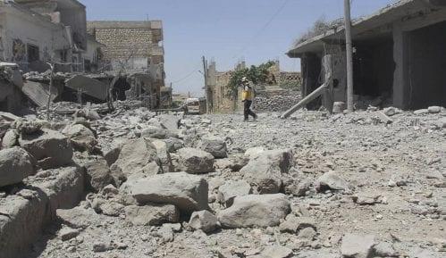 Četiri vojnika Sirije poginula u sukobu sa snagama Turske 15