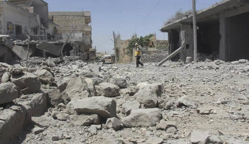 Sirijska vlada povratila grad na severu zemlje 11