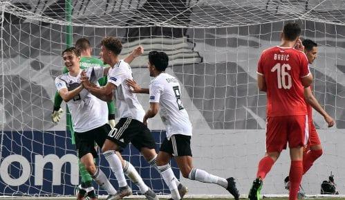 Mladi fudbaleri Srbije poraženi od Nemačke, bez šanse za polufinale 15