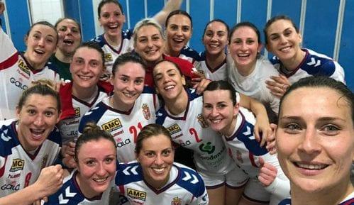 Rukometašice Srbije izborile plasman na Svetsko prvenstvo 1
