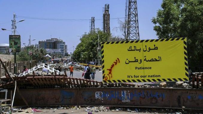 Sudanska vojska počela rasturanje protestnog kampa u Kartumu, pet mrtvih 2