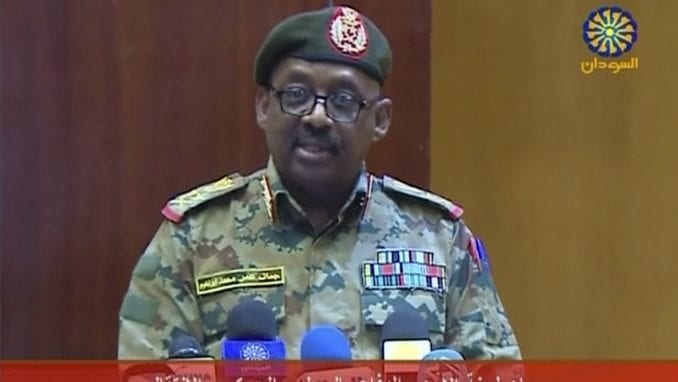 Sudanska vojska tvrdi da je uhapsila pripadnike snaga zbog represije 3