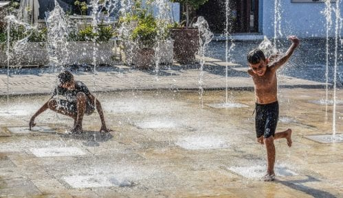 Evropu sledeće sedmice očekuju visoke temperature 15