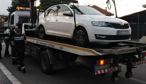 Oduzeto vozilo od neregistrovanog lica za obavljanje taksi prevoza 4