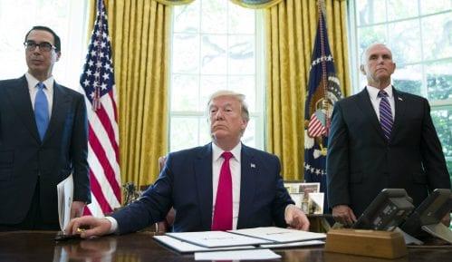 Tramp najavio teške sankcije iranskom vrhovnom vođi 5