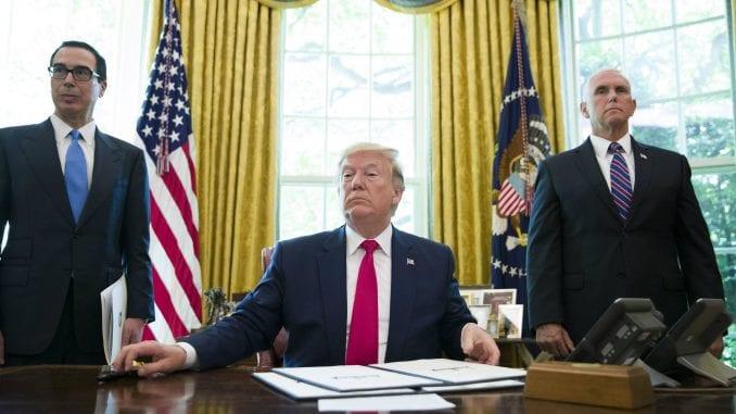 Tramp najavio teške sankcije iranskom vrhovnom vođi 1