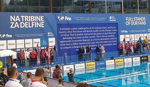 Počeo finalni turnir Svetske lige u vaterpolu u Beogradu 11