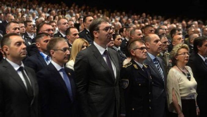 Vučić: Policija nikad neće služiti bilo kojoj vlasti, već građanima 2