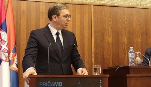 Vučić o izveštaju Fridom hausa: Ništa novo, o pritisku govore tajkunski mediji 3