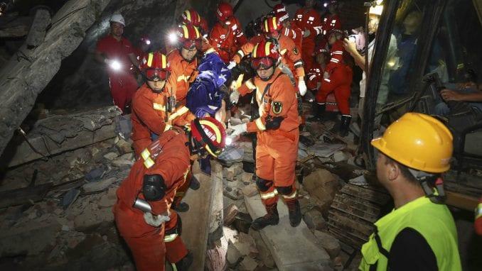 U zemljotresu u Kini najmanje 12 poginulih i 134 povređenih 1