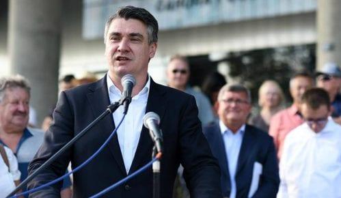Zoran Milanović preko Fejsbuka objavio kandidaturu za predsednika Hrvatske 9