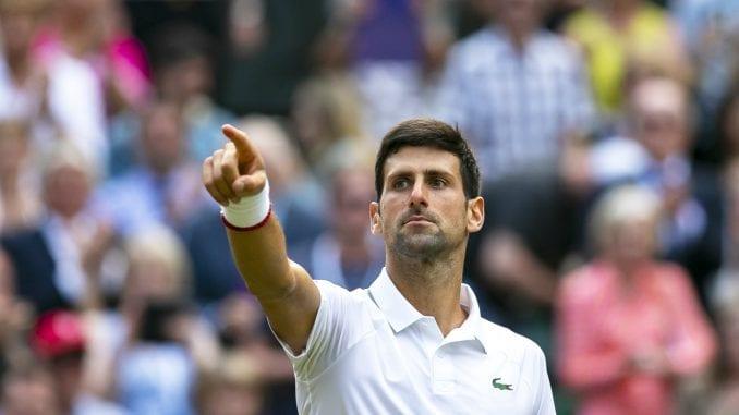 Đoković i dalje na vrhu ATP liste 4
