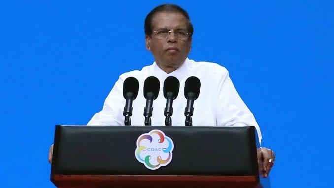 Šri Lanka zaposlila dva dželata 1