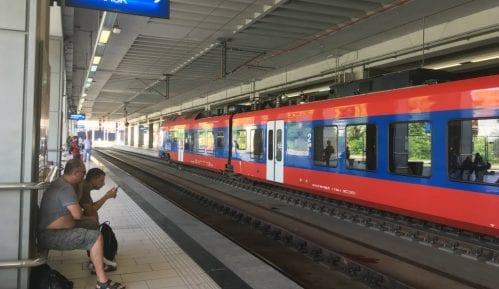 Pokrenut železnički saobraćaj u Srbiji 1