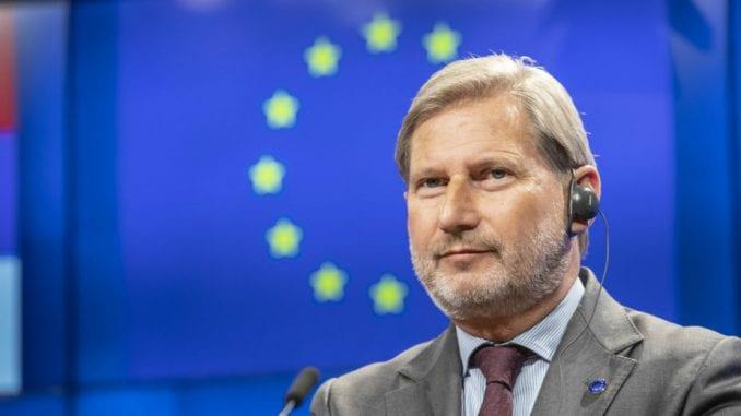 Han: Bez zelenog svetla EU za Skoplje i Tiranu, nema podsticaja ni za Srbiju i Kosovo 3