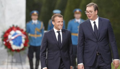 Makron u Beogradu: Oživljavanje mrtve tačke francuske diplomatije 9