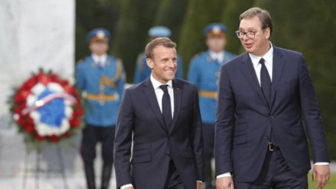 Makron u Beogradu: Oživljavanje mrtve tačke francuske diplomatije 1