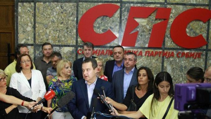 SPS: Izjava Servera pokazuje da su se Klinton i Olbrajtov umešali u dešavanja u Srbiji 1