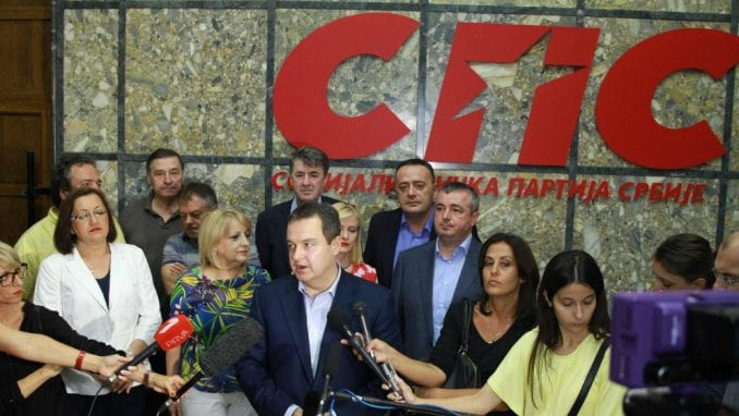Đorđe Čabarkapa novi direktor Socijalističke partije Srbije 2