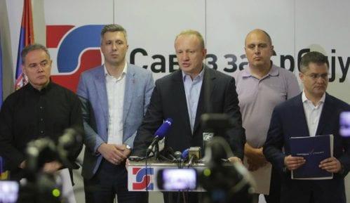 Predsedništvo SZS: Ponavljanje lažnih izbora nastavak urušavanja demokratije 2