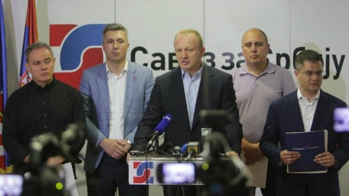 Lideri SZS: Bojkotaši se okupljaju u širi front 3