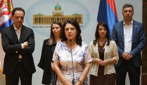 Rašković Ivić: Omogućiti fer izbore jer to u interesu Srbije, inače Narodna stranka neće učesvovati 8