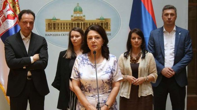 Rašković Ivić: Omogućiti fer izbore jer to u interesu Srbije, inače Narodna stranka neće učesvovati 4
