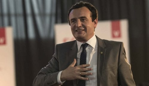 Kurti nagovestio predizbornu koaliciju sa DSK Ise Mustafe 15