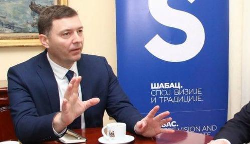 SNS traži i proterivanje Zelenovića 1