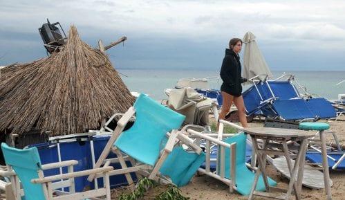 Halkidiki: Stanje se normalizuje, turisti bezbedni 1