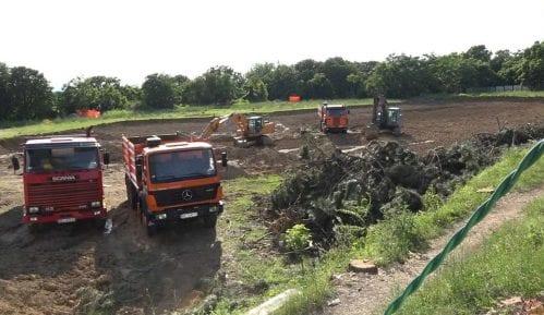 Država falsifikovala podatke o divljoj gradnji na Košutnjaku 9