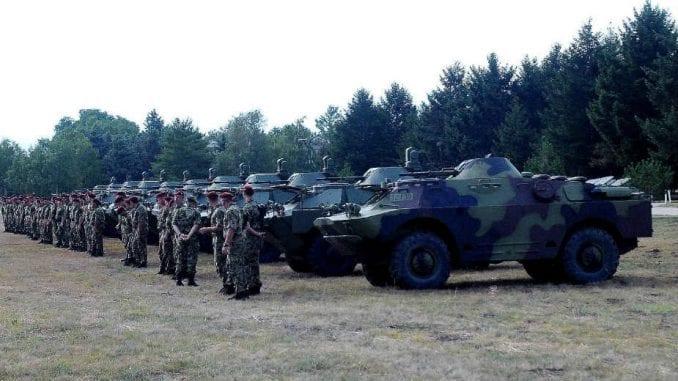 Mediji: Mađarska nastavlja proces naoružavanja nabavkom još oklopnih vozila 1