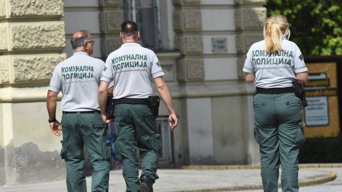 Komunalcima dali ovlašćenja saobraćajne policije 2