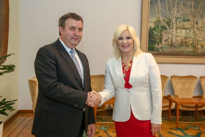 Mihajlović i Palkovič: Uključiti Severnu Makedoniju i Grčku u projekat brze pruge 1
