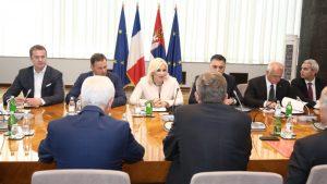 Makron u Srbiji: Francuska nikada neće zaboraviti žrtvovanje srpskog naroda 20