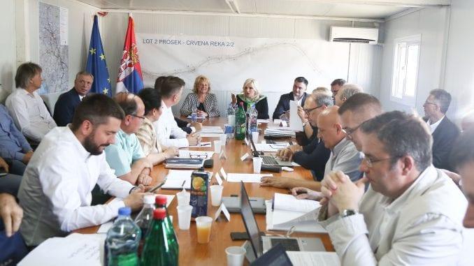 Mihajlovićeva: Obnovićemo puteve u Pirotskom okrugu 1