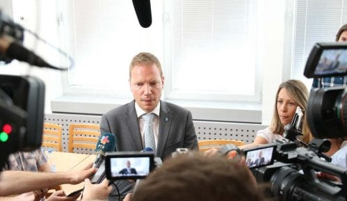 """Antonijević: Ocena za izborne uslove """"crveno"""" 15"""
