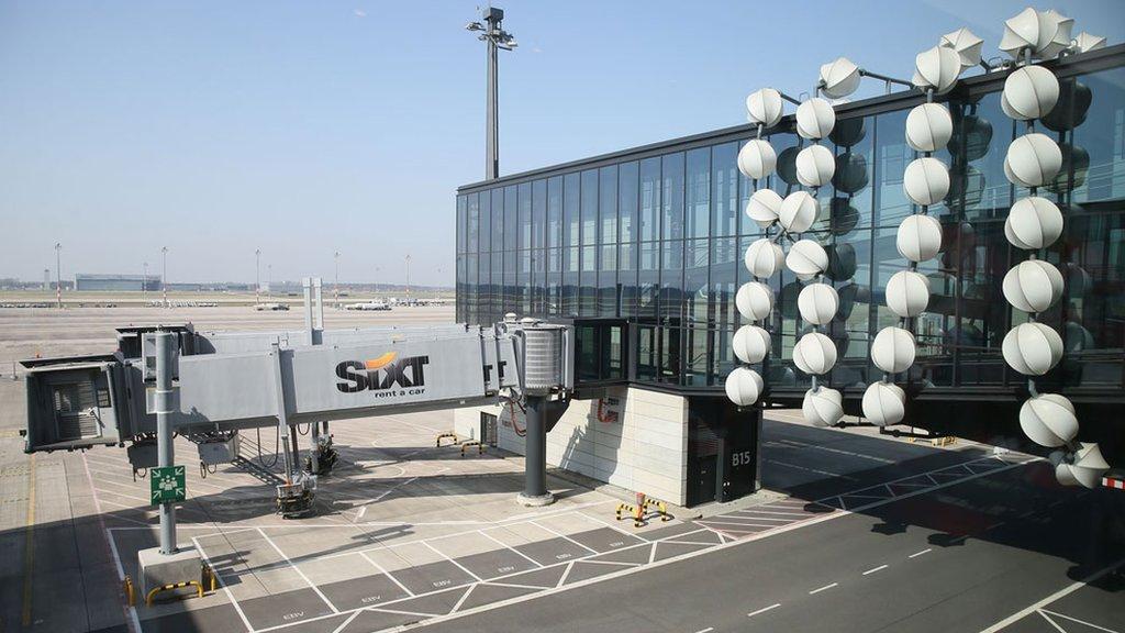 Putniča rampa na aerodromu