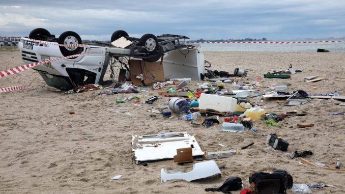 Grčka: Sedmoro poginulo tokom oluje na Halkidikiju, među povređenima i državljani Srbije 4