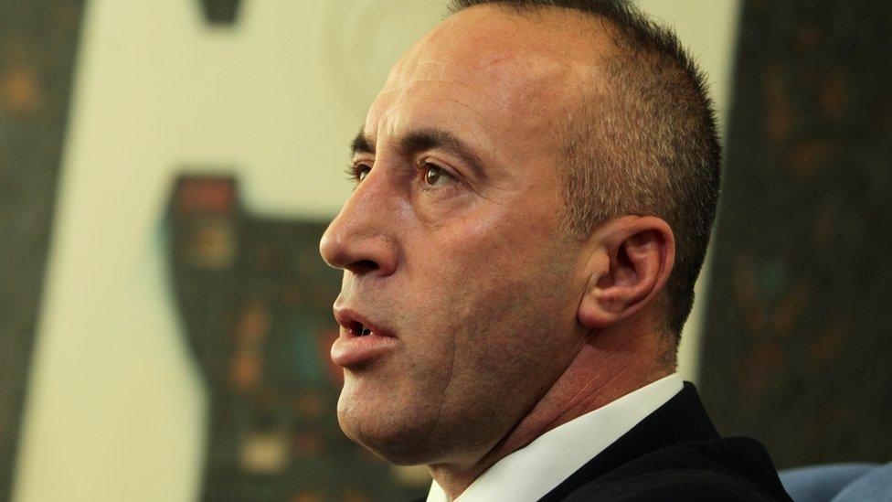 Haradinaj je odslužio obavezni vojni rok u Jugoslovenskoj narodnoj armiji