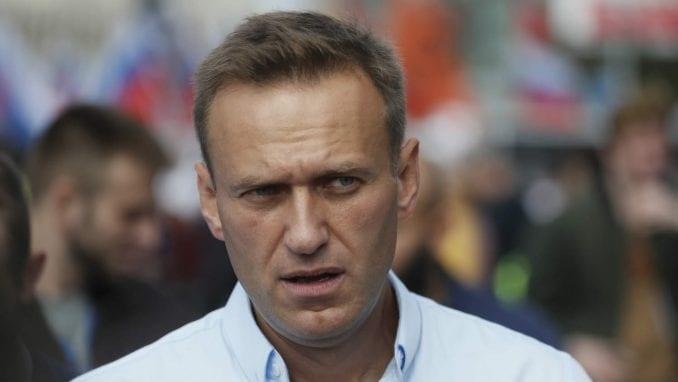 Aleksej Navaljni pušten iz pritvora 2