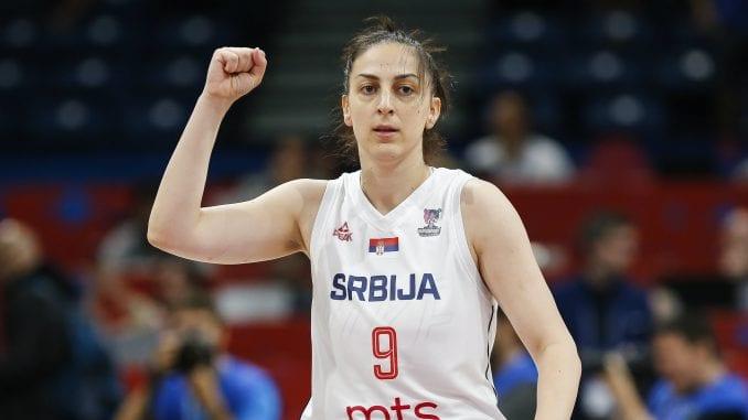 Jelena Bruks: Košarkašica, pa mama 1