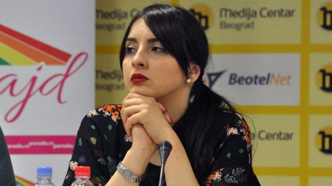 Sofija Todorović: Aktivistkinja - ledolomac 3