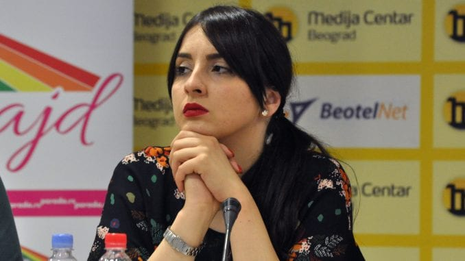 Sofija Todorović: Aktivistkinja - ledolomac 1