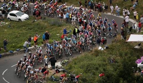 Belgijanac Van Art pobednik 10. etape Tur d'Fransa 7