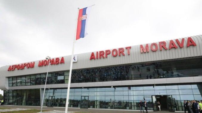 """Aerodrom """"Morava"""" bez aviona i putnika 1"""